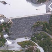 Bradly Lake Expansion Dam